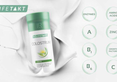 Colostrum, Cistus et Pro 12