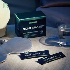 Le Night Master: un endormissement facilité et un sommeil profond et réparateur