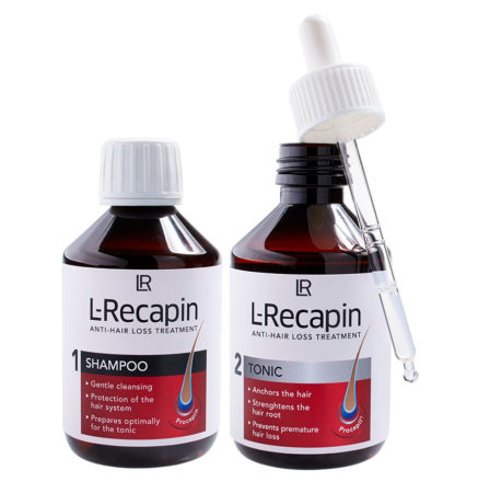 Soin capilaire lutte anti chute du cheveu